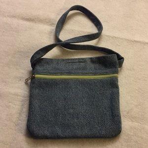 Handbags - Denim Purse Handmade NWOT